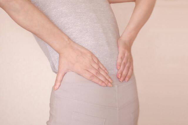 首・背中・腰など「体幹」系のストレス症状